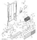 Diagram for 7 - Sealed System &  Mother Board