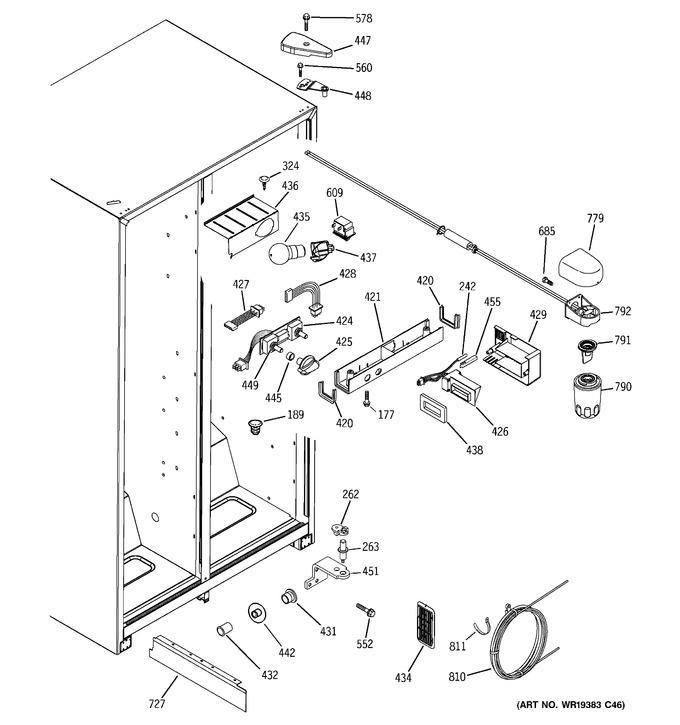 Diagram for GSS25IFPCWW