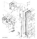 Diagram for 4 - Freezer Door