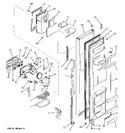 Diagram for 5 - Freezer Door