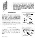 Diagram for 8 - Evaporator Instructions