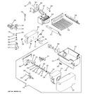 Diagram for 10 - Ice Maker & Dispenser