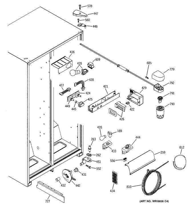 Diagram for GSS22JFMCWW