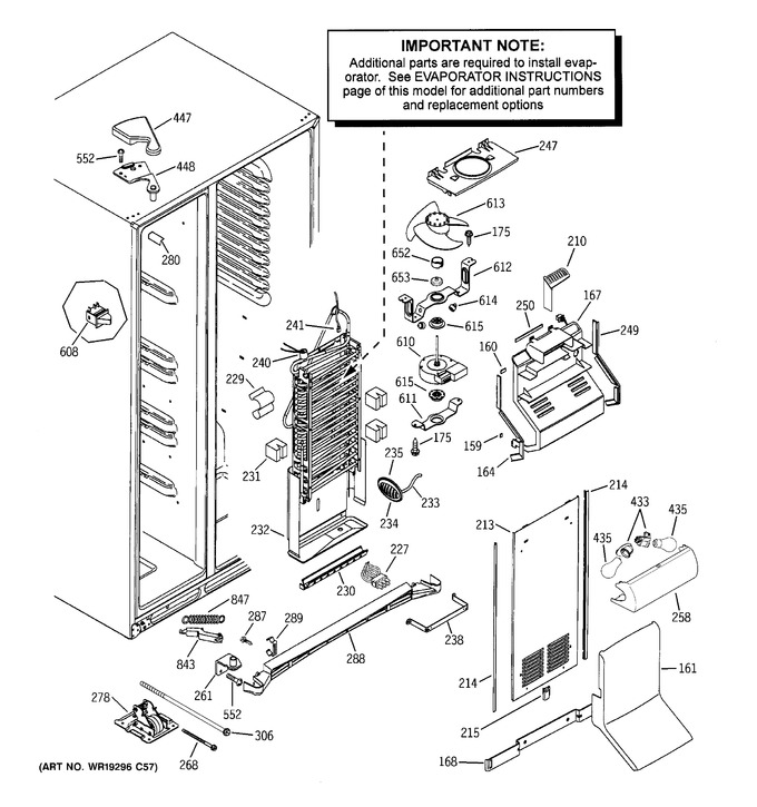 Diagram for PIG23MIMHFBB