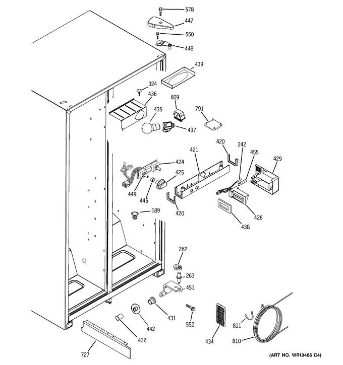 Diagram for GSG25IEPDFWW