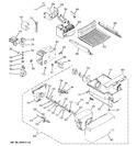 Diagram for 5 - Ice Maker & Dispenser