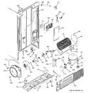 Diagram for 8 - Sealed System & Mother Board