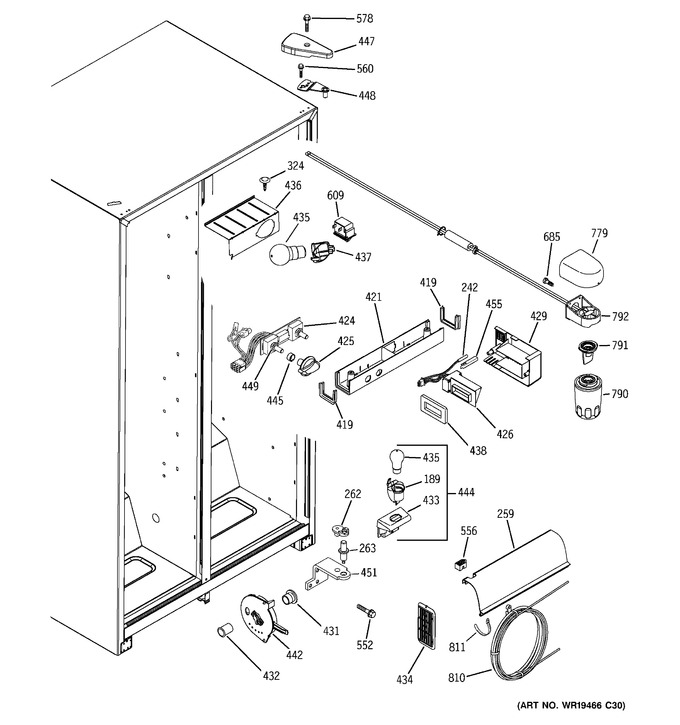 Diagram for GSS22UFPHBB