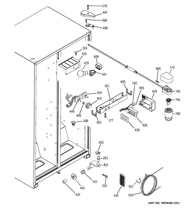Diagram for GSS25IFREBB