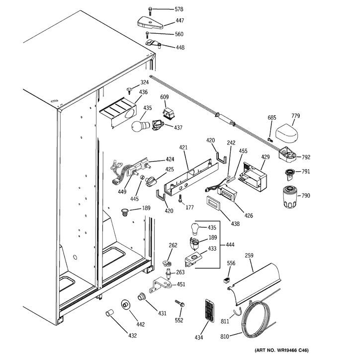 Diagram for GSS25VFPJWW