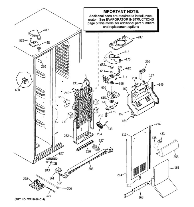 Diagram for GCG23YESBFSS