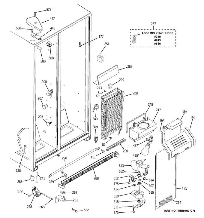 Diagram for GSG25MISCFBB