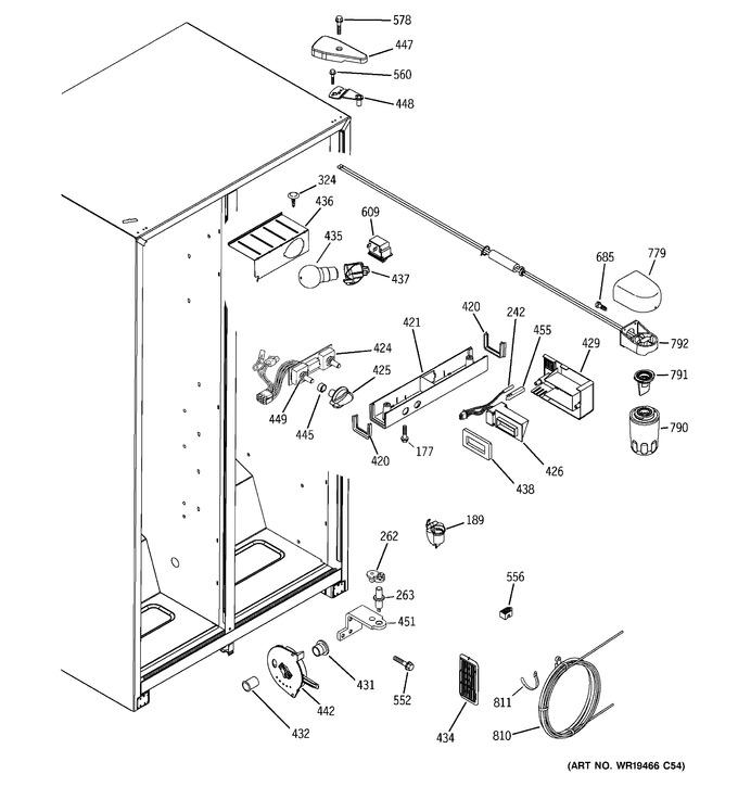 Diagram for GSL25IFRJBS