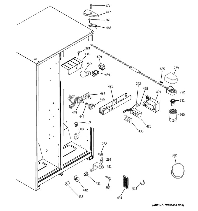Diagram for HSS25GFPMWW