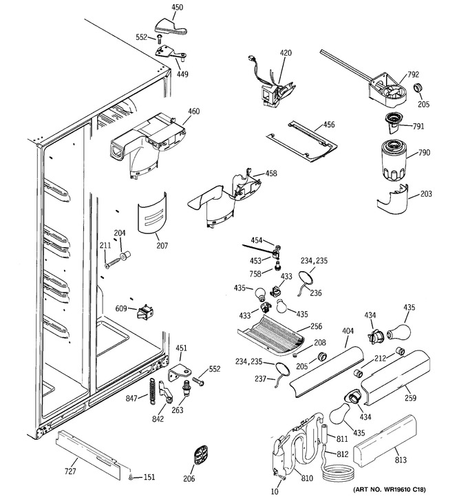 Diagram for GCL22QGTASV