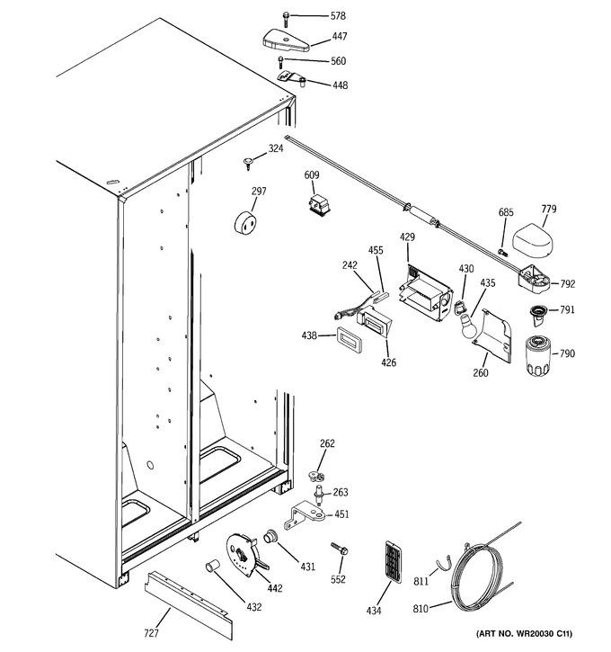 Diagram for HSH22IFTABB