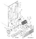 Diagram for 2 - Sealed System & Mother Board