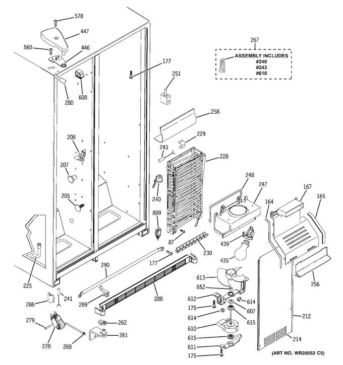 Diagram for GSH22JFTACC