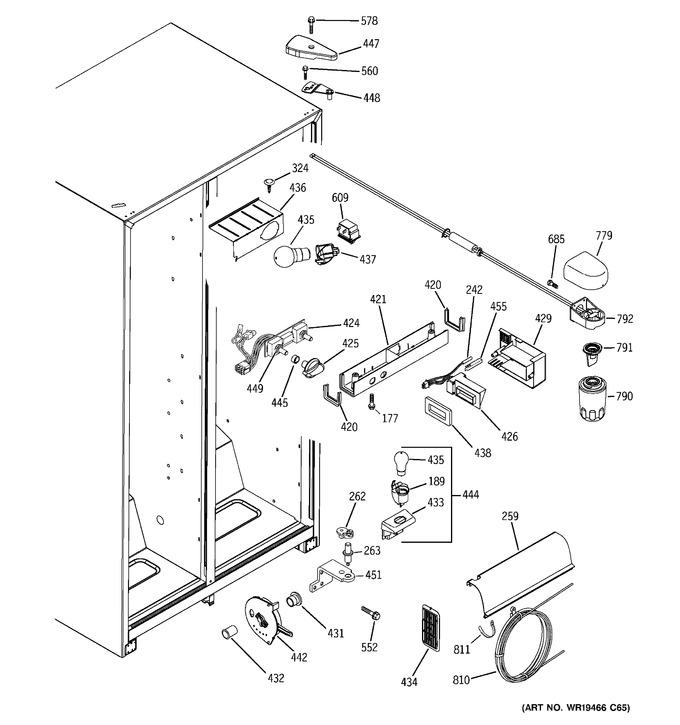 Diagram for DSS25JFPMWW