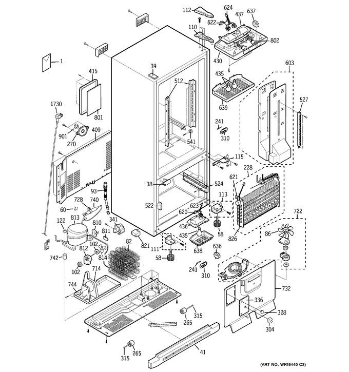 Diagram for GBS22KBPACC