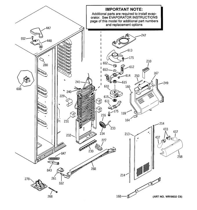 Diagram for GSS25LGTDBB