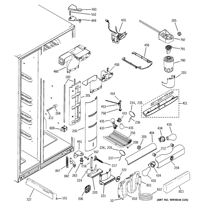 Diagram for GSS25MSSESS