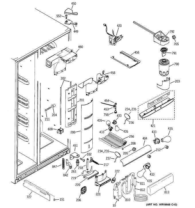 Diagram for GIE21LGTAFBB