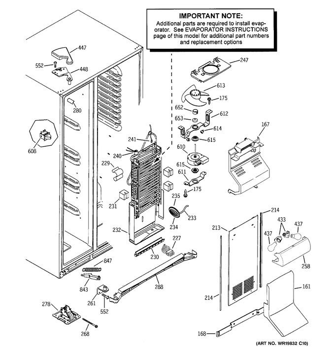 Diagram for GSS23LGTAWW