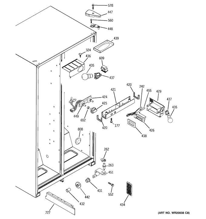 Diagram for GSE20IBTBFBB