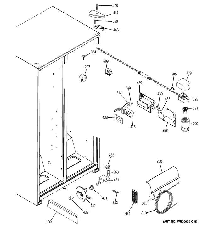 Diagram for GSH25IFTBCC