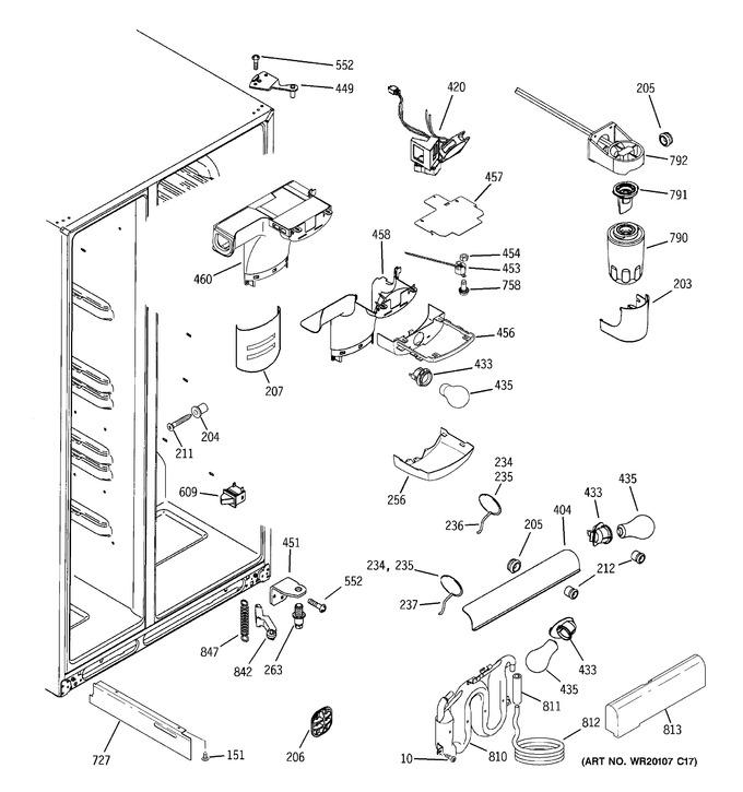 Diagram for GIE21LGTBFKB