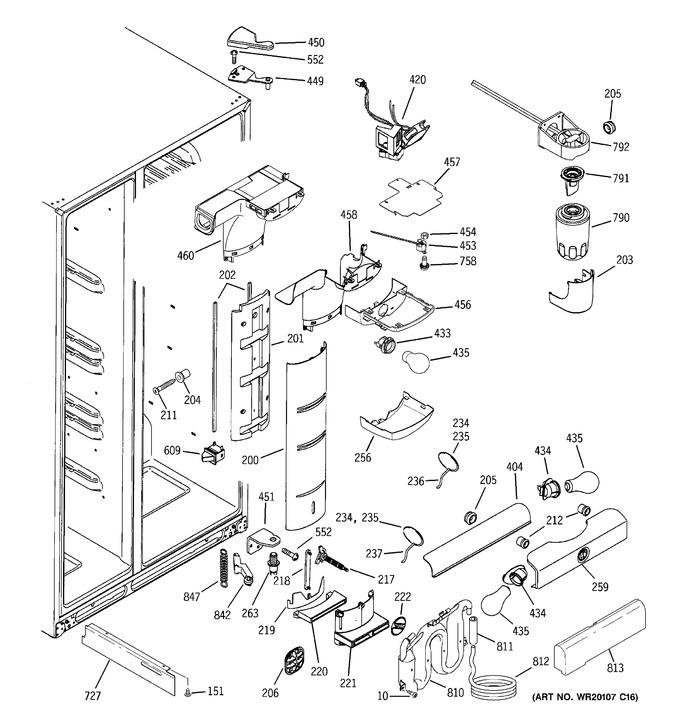 Diagram for GSE25MGTBCBB