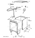 Diagram for 4 - Cabinet & Exterior Parts