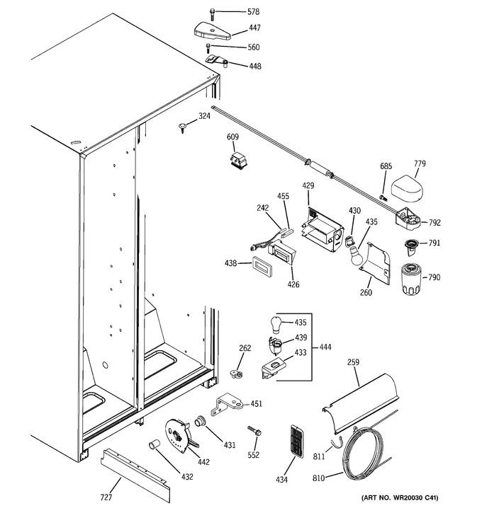 Diagram for GSL22JFTBBS