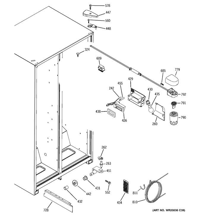 Diagram for HSM25IFTESA