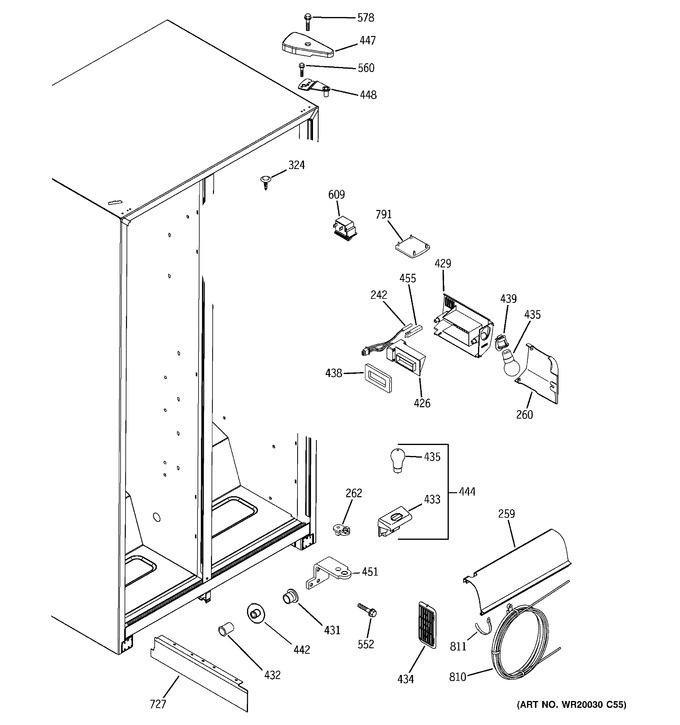 Diagram for GSE25KETBFBB