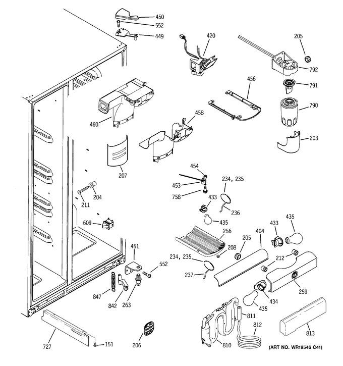 Diagram for GSC22QGTGWW