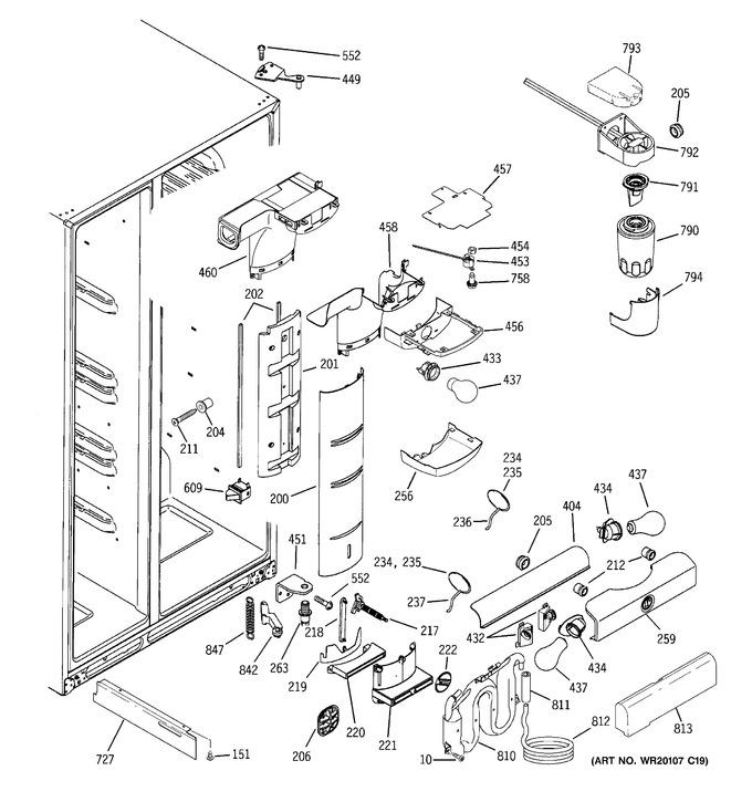 Diagram for PSI23MGWDWV