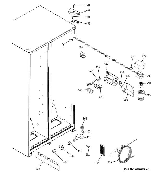 Diagram for HSM25IFTDSA