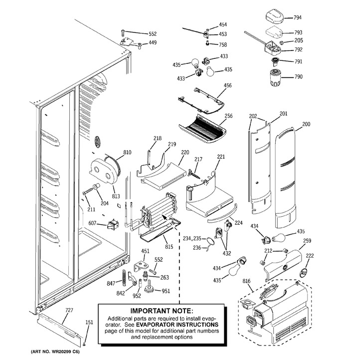 Diagram for PSIC5RGXAFBV
