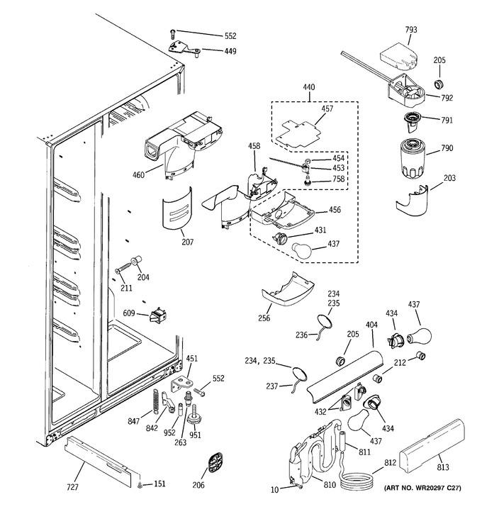 Diagram for GSHL5MGXBELS