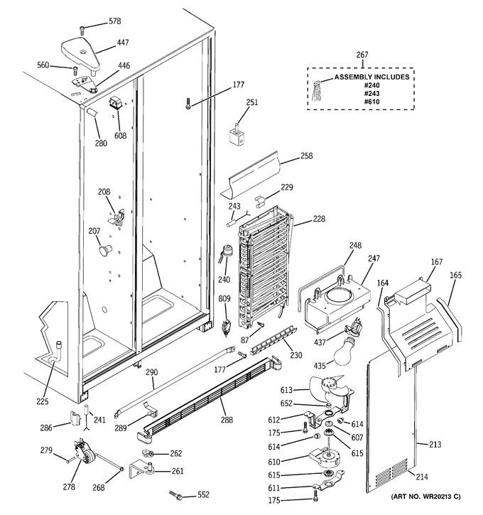 Diagram for GSE25KETGFBB
