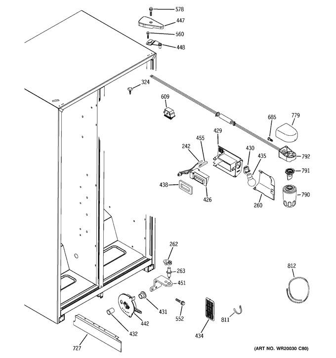 Diagram for HSS25IETAWW