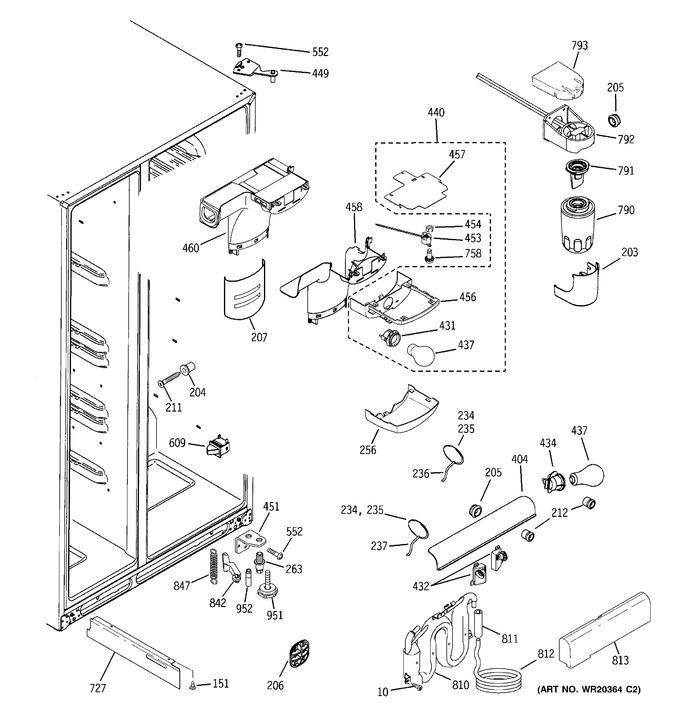 Diagram for LSHF5MGXBEBB