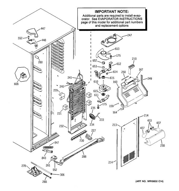 Diagram for PCF23MGWABB