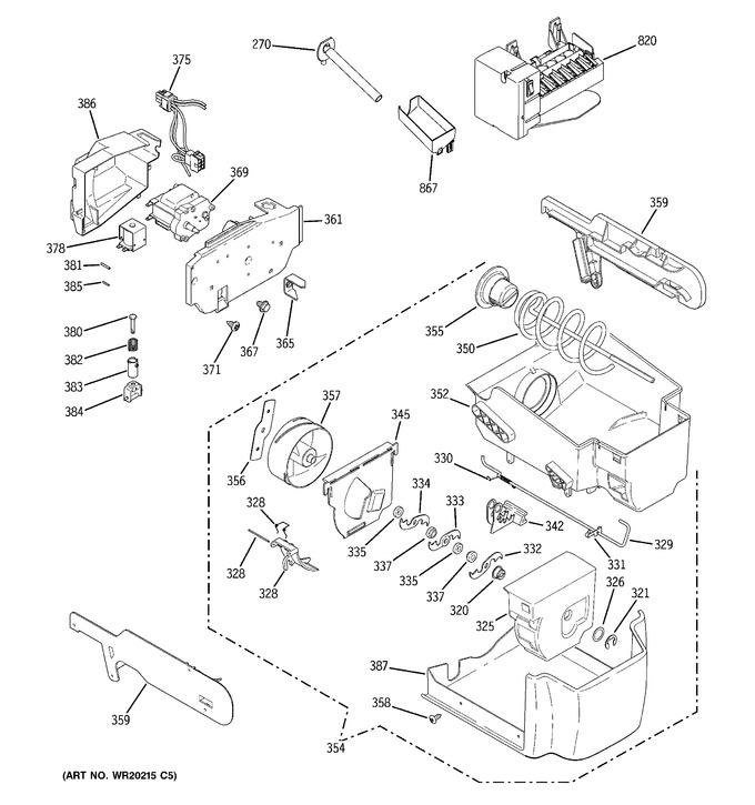 Diagram for PSDF3YGXCFBB