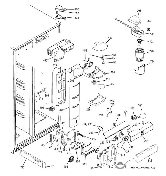 Diagram for PSCF3TGXCFWW