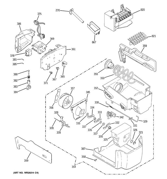 Diagram for PSHF6RGXCDCC