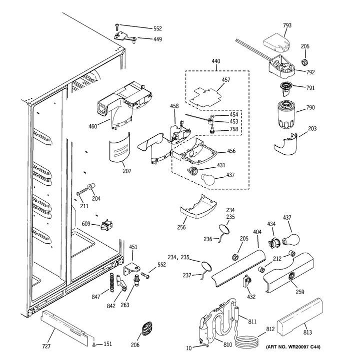 Diagram for ESHF5MGXCEBB