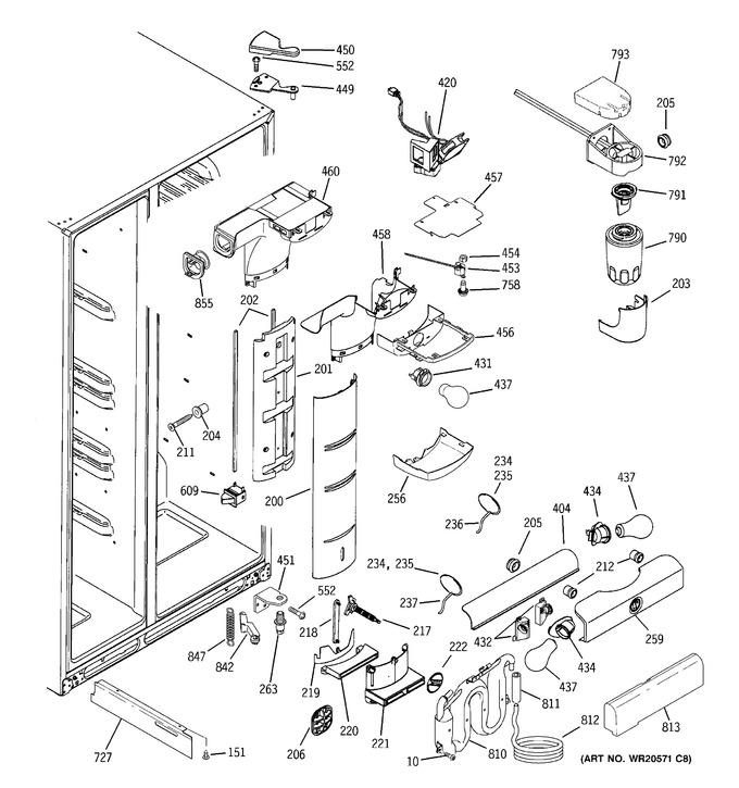 Diagram for PSSS3RGXDSS
